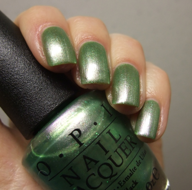 OPI - Visions of Georgia Green 21