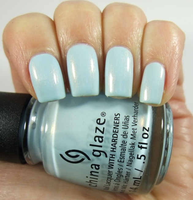 China Glaze - Dashboard Dreamer 01