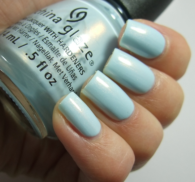 China Glaze - Dashboard Dreamer 03