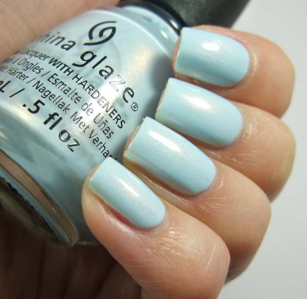 China Glaze - Dashboard Dreamer 04