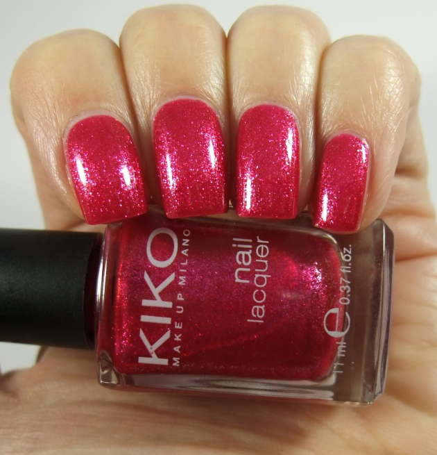 KIKO - 277 Blueberry Glitter 01