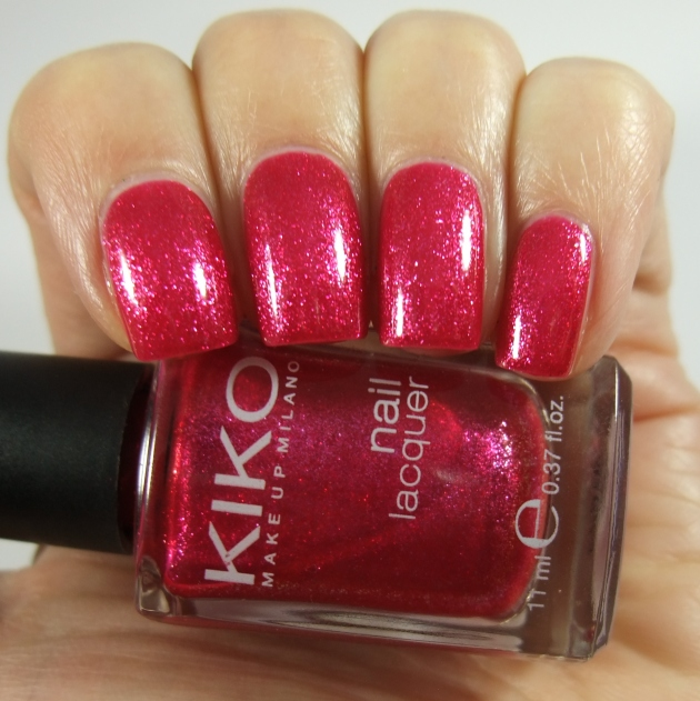KIKO - 277 Blueberry Glitter 03