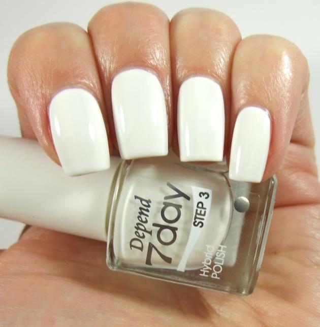 Depend 7day - 7005 Pure White 06