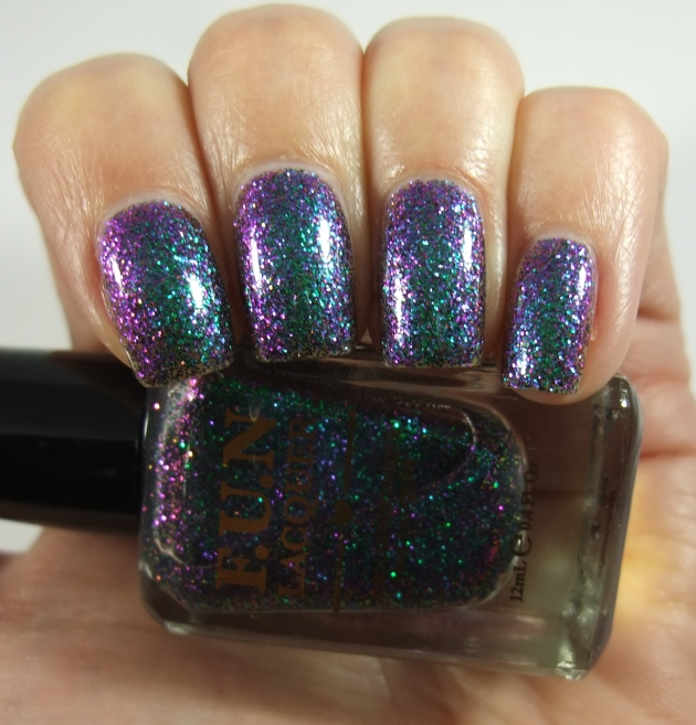 F.U.N Lacquer - Edgy 03