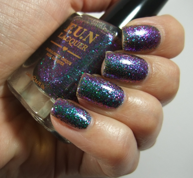 F.U.N Lacquer - Edgy 09