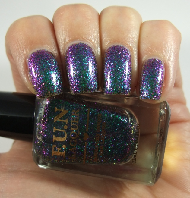 F.U.N Lacquer - Edgy 11