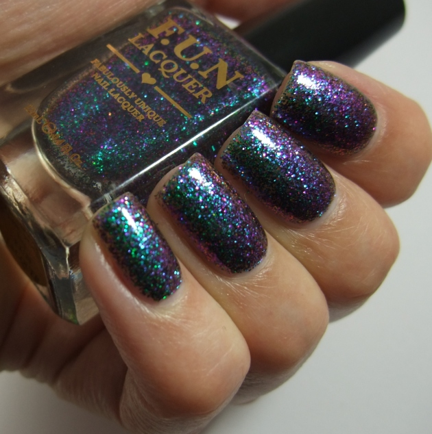 F.U.N Lacquer - Edgy 12