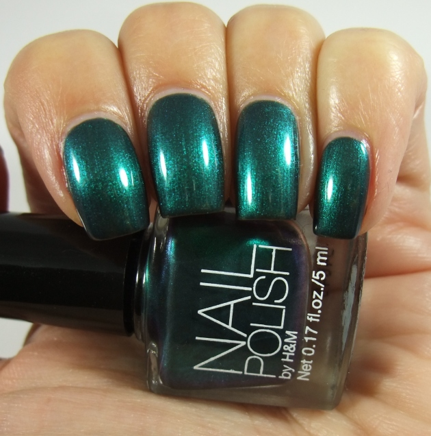 H&M - Exquisite Emerald 02