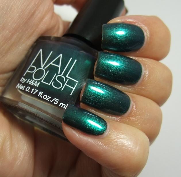 H&M - Exquisite Emerald 07
