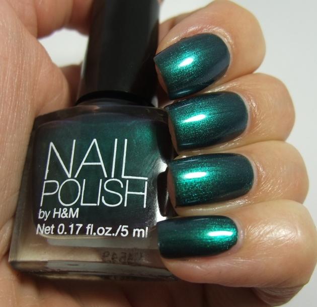 H&M - Exquisite Emerald 14