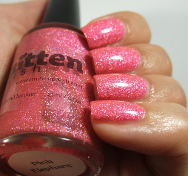 Smitten Polish - Pink Elephant 03