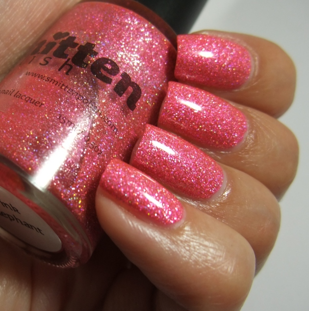Smitten Polish - Pink Elephant 04