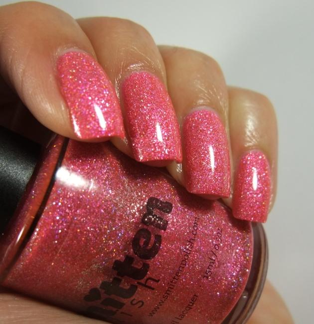 Smitten Polish - Pink Elephant 05