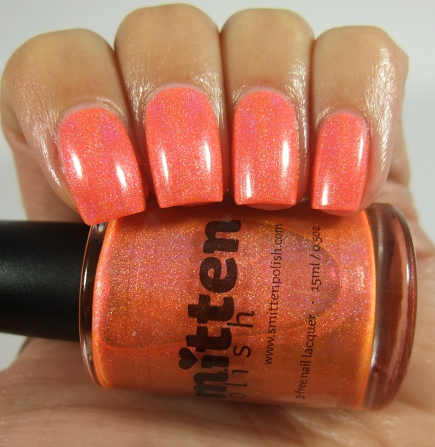 Smitten Polish - Safety Dance 01