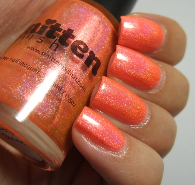 Smitten Polish - Safety Dance 05