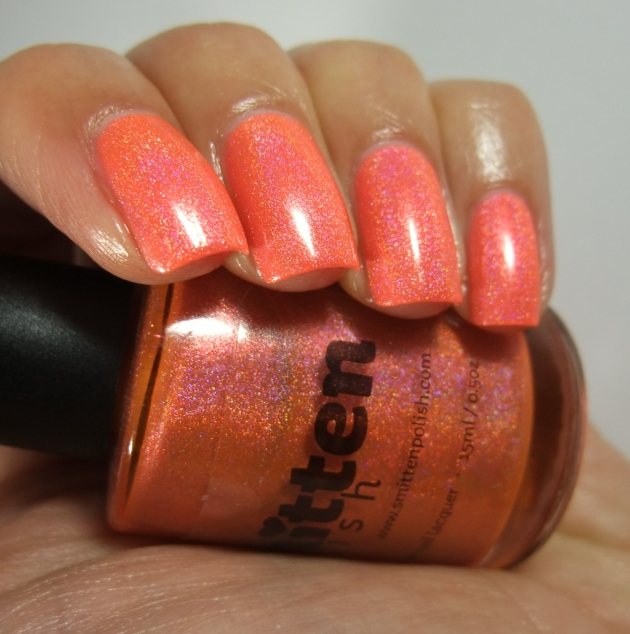 Smitten Polish - Safety Dance 06