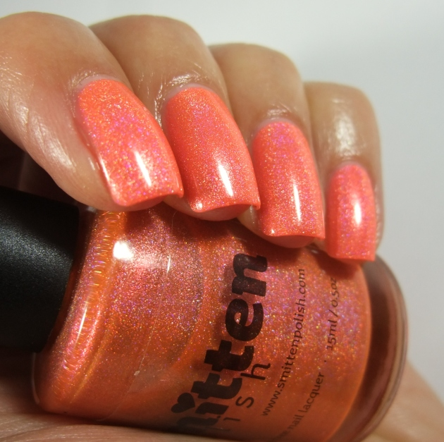 Smitten Polish - Safety Dance 07
