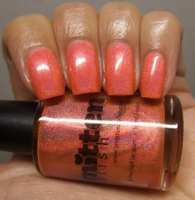 Smitten Polish - Safety Dance 12